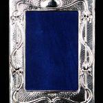 Highfield Frames HF18 Lillies Art Nouveau Style Photo Frame