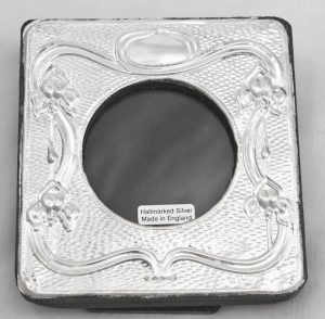 High Field Frames HF9 Small Lillies Art Nouveau Style Photo Frame